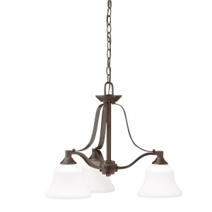 Kichler Lighting 1781-16 Langford 3 Light LED Chandelier