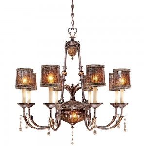 Metropolitan N6078-194 Sanguesa 8 Light Chandelier