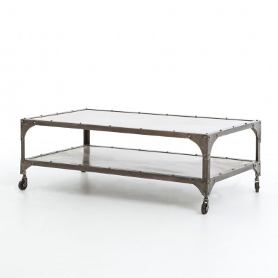 Four Hands IELE-49-NKLANT Element Element Coffee Table